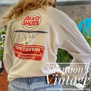 Jell-O Shots vintage made in USA XL tee A34